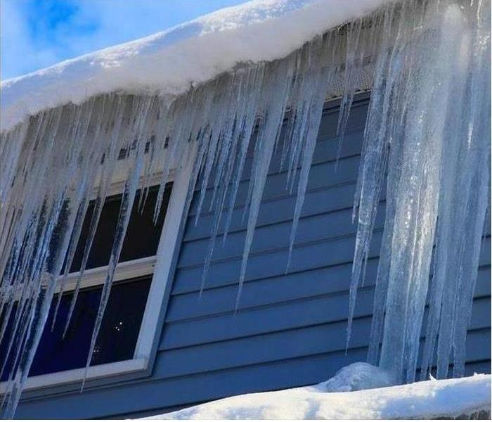 Why SERVPRO Preventing Ice Dams On Your Home